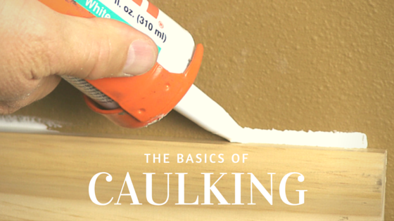 caulking-basics