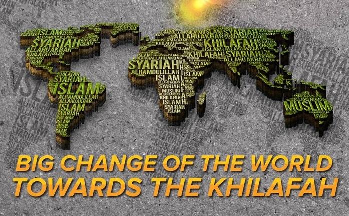 Mengenal Hizbut Tahrir yang Bertujuan Mendirikan KHILAFAH ISLAMIYAH di Indonesia