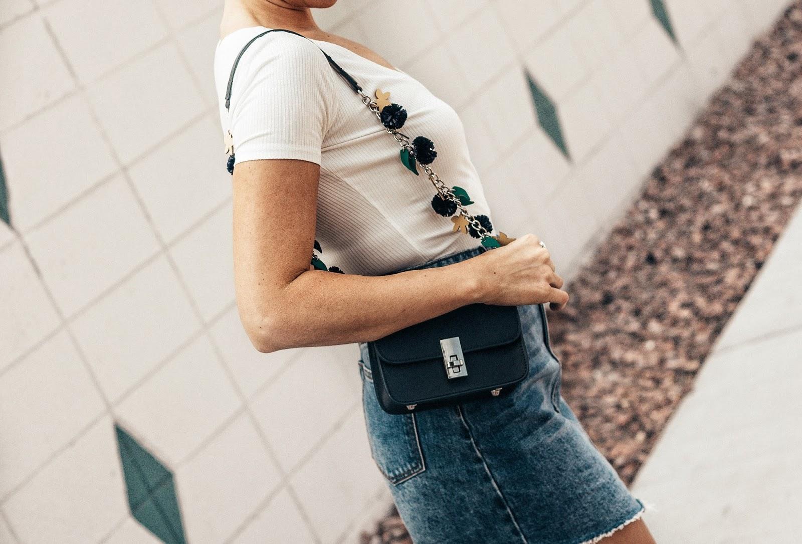 Best Spring Handbags featured by popular Colorado fashion blogger, Leah Behr