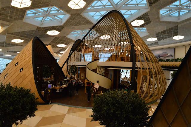 Аэропорт в Баку