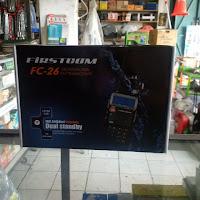 Jual HT Firstcom FC-26 - HT Firstcom FC-26 Bekasi - Harga HT Firstcom FC-26