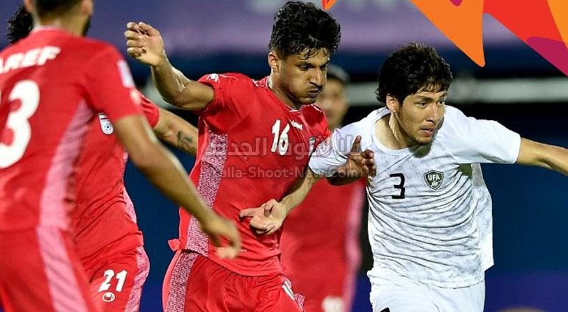ايران تفرض التعادل الاجابي على منتخب أوزباكستان في كأس آسيا تحت 23 سنة