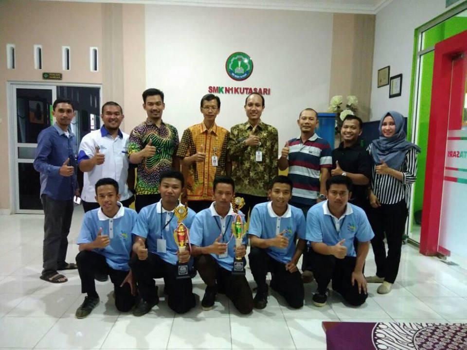 Juara Lks Networking Support Dan Web Design Tingkat Kabupaten Purbalingga