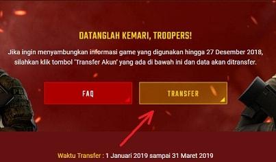Cara Transfer Akun ke PB Zepetto Terbaru Sampai 31 Maret 2019