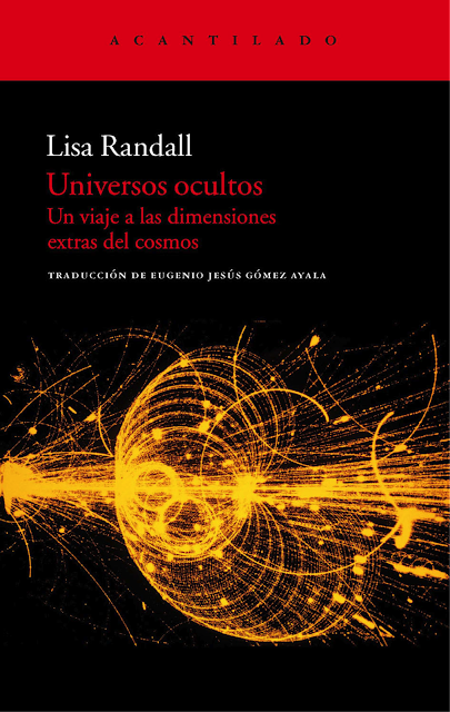 Resultado de imagen para Universos Ocultos - Lisa Randall
