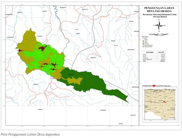 Membuat Peta Desa dengan Pemetaan Partisipatif | NgeBlog Aja