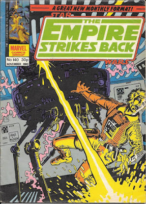 Marvel UK, Empire Strikes Back #140