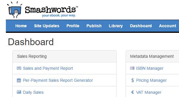Author! Author!: Author - How well are your book sales doing?