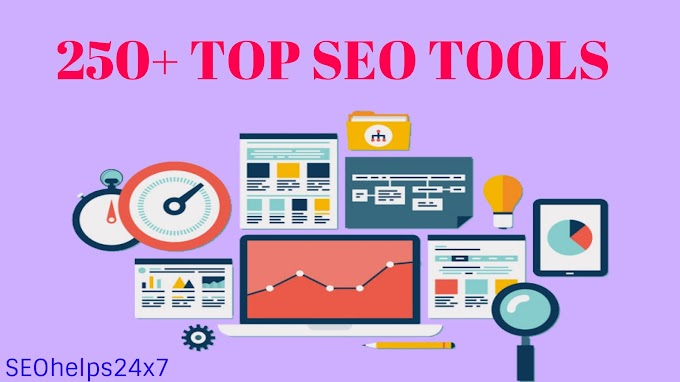 250+ free Top seo Tools