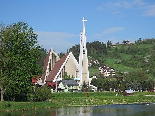 Kościół Chrystusa Dobrego Pasterza.