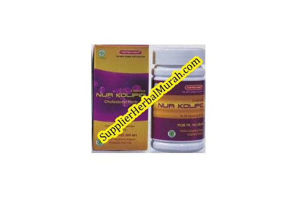 NUR KOLIPID (Herbal Kolesterol)