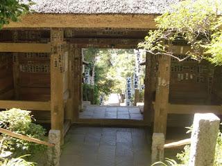 杉本寺仁王門