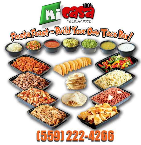 Food Catering Fresno Ca