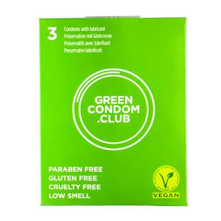 Preservativos vegan e sem glúten
