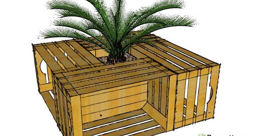 Progettare spazi verdi giardino fai da te come costruire - Cassette da giardino ...