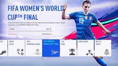 FIFA 19 FIFA Women's World Cup Patch 19
