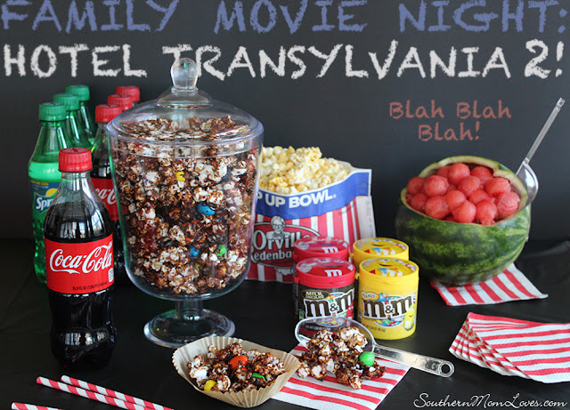Caramel Popcorn Peanut M&M'S® Chocolate Candies Clusters