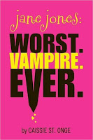 Jane Jones: Worst. Vampire. Ever