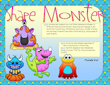 Shape Monster