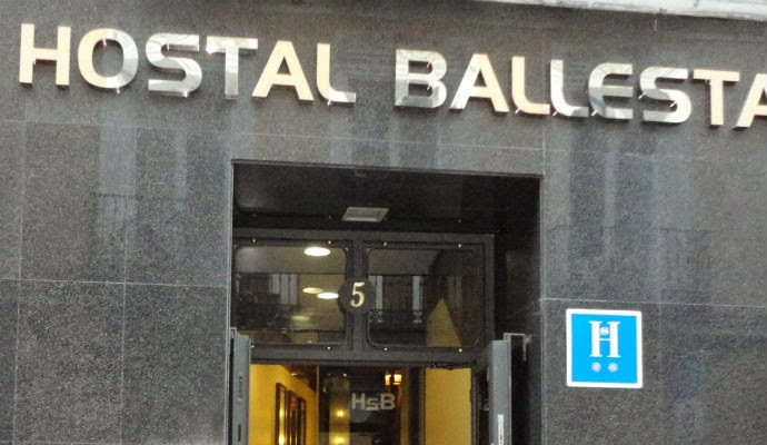 Hostal Ballesta de Madrid