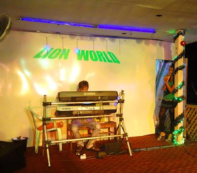 Yangon Karaoke in Chinatown at Lion World