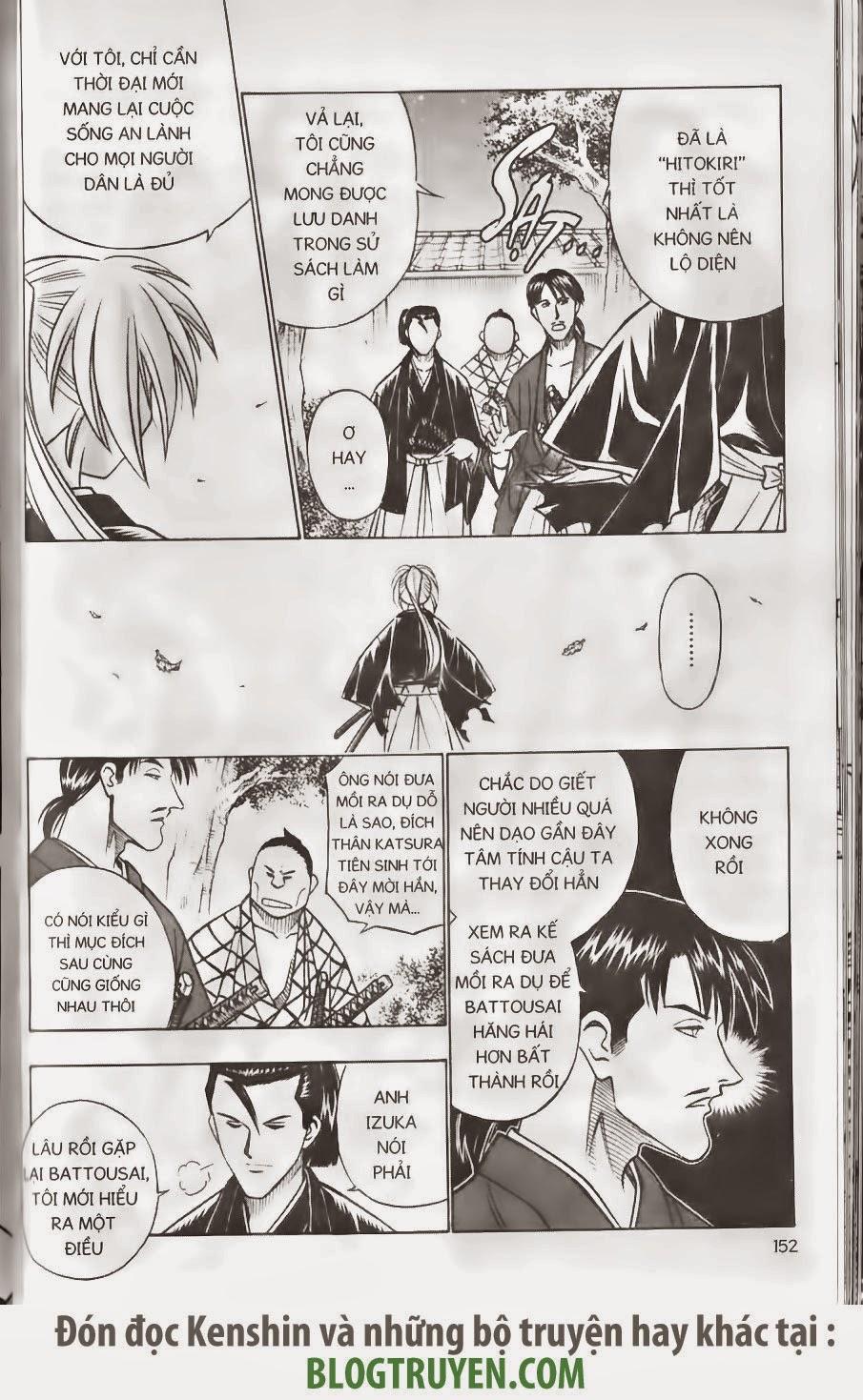 Rurouni Kenshin chap 166 trang 9