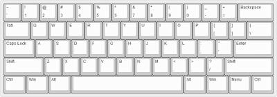 Keyboard 60%