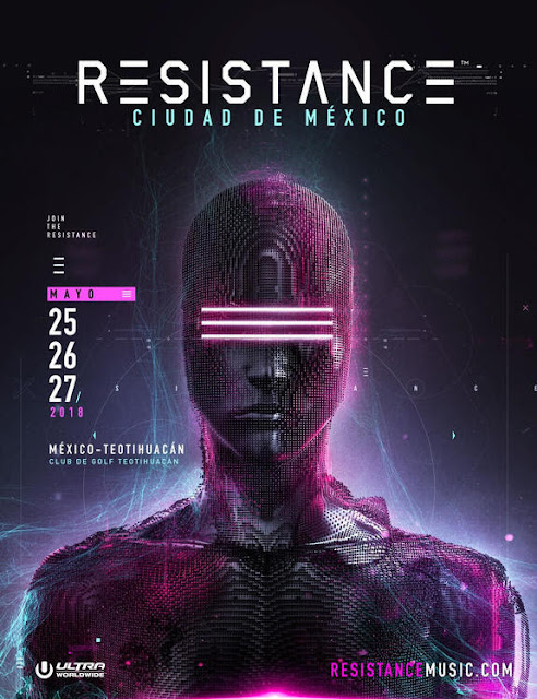 RESISTANCE Mexico City 2018