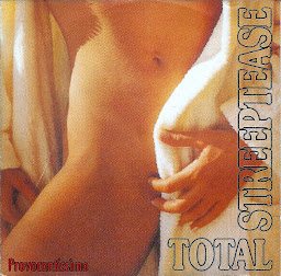 STREEPTEASE  TOTAL - INTRUMENTAL - BAY DEE ADILSON - RARIDADE
