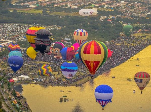 Acerca del viaje al Festival del Globo de León 2019 - Experiencias  viajaBonito aefbff7ee20