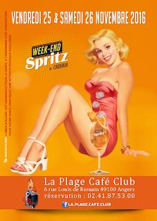 boire spritz à Angers