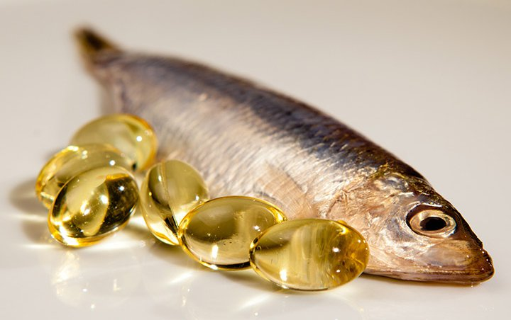 Omega 3 pada Ikan