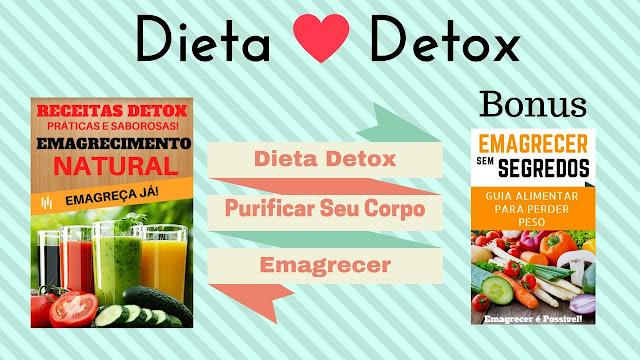 Nova Dieta detox  elimine 10kg em apenas 30 dias
