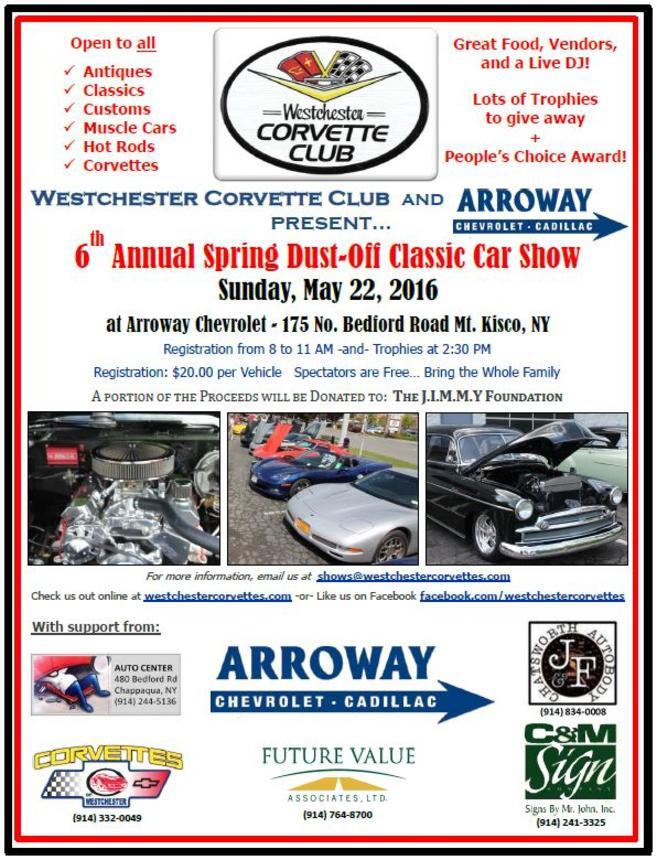 A Better Greenburgh Benefit Car Show - Arroway chevrolet car show