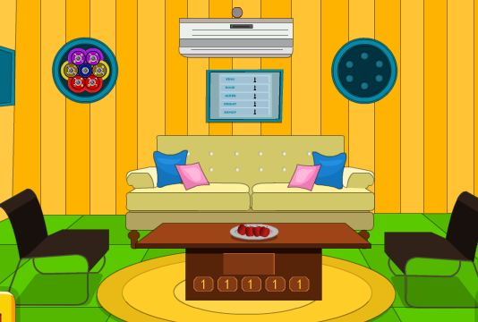Play MeenaGames Finding Robot Escape