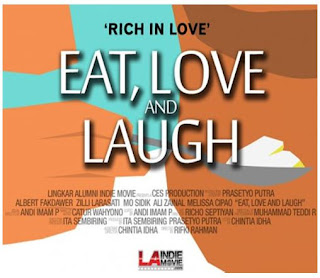 Eat, Love And Laugh (2016)