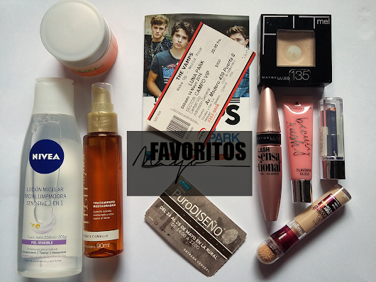 May Obsessions: Favoritos de Mayo