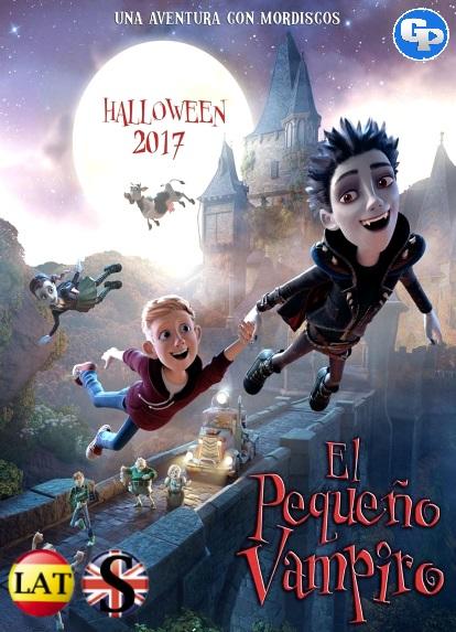 El Pequeño Vampiro (2017) HD 1080P LATINO/INGLES