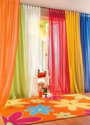 How to Choose the Right Color of Curtains in Every Room