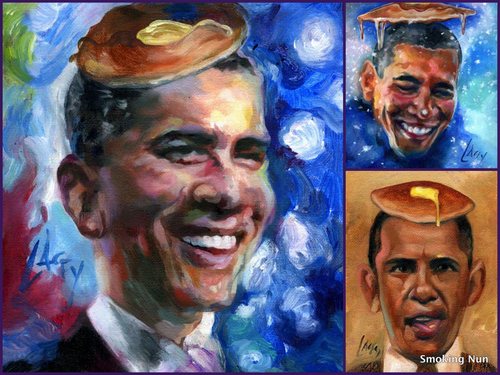 Dan Lacey, The Painter Of Pancakes: Minnesota GOP