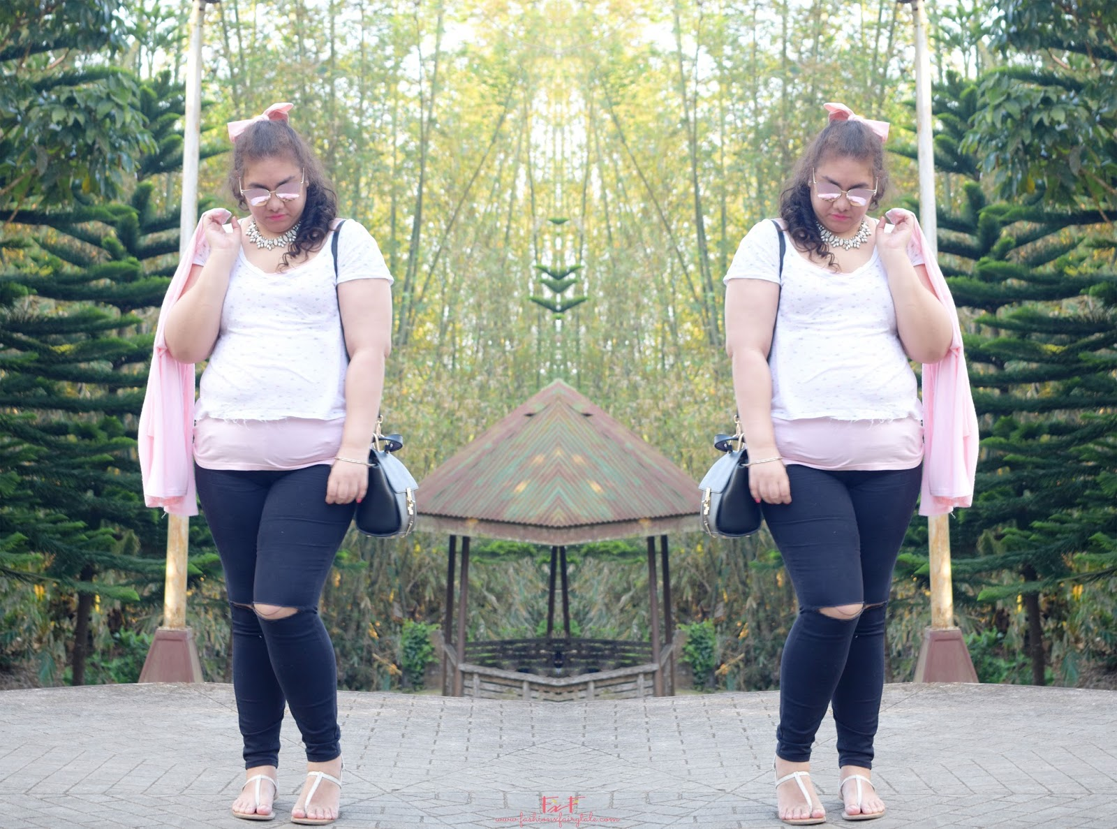 Sassy and Sweet | What I Wore