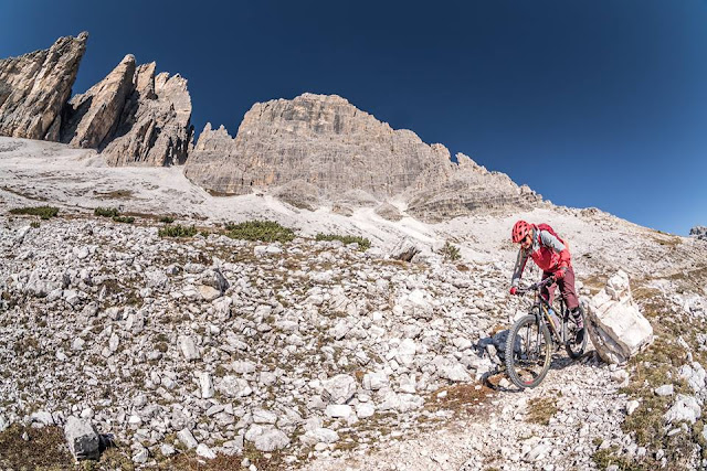 Cadini di Misurina Mountainbike Tour