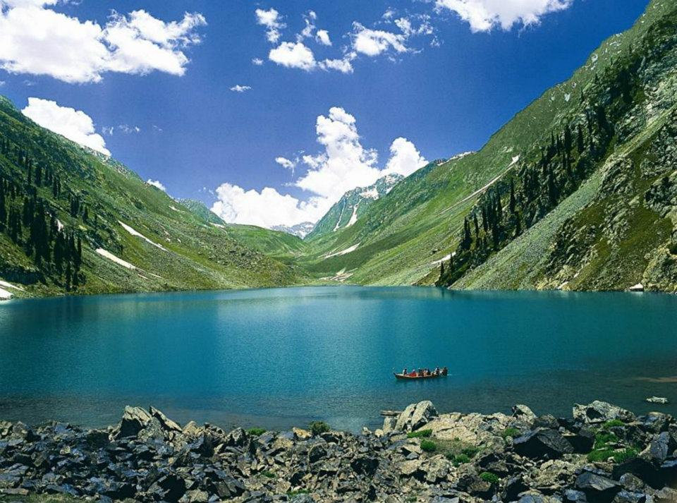 Its Look Like Paradise , Kundol Lake, Swat Valley, Pakistan