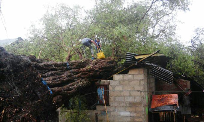 Puting Beliung Terjang Sinjai, 3 Rumah Rusak Parah dan 2 Warga Terluka