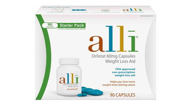 Alli Pills Weight Loss
