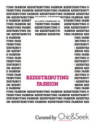 New event Redistributing Fashion takes place this month