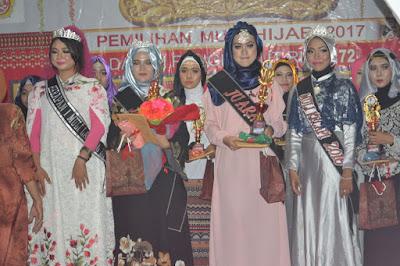 HUT RI ke 72, Desa Kecapi selenggarakan Acara Pemilihan Muli Hijab