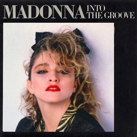 Madonna Into The Groove - Holiday