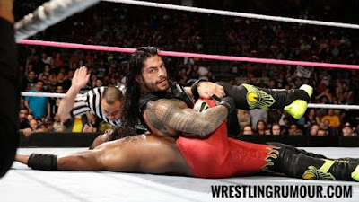Roman reigns vs kofi kingston wwe championship match teased !!