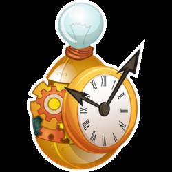 Aparência de ovo Dragão Viajante do Tempo